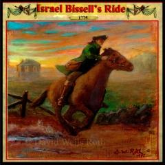 Israel Bissell, oil on panel, 1997
