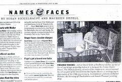 Boston Globe, July 10th, 1996