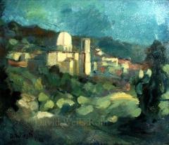 View of Lambesque
