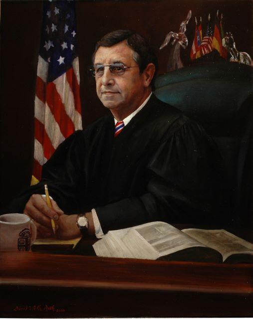 Hon. Francisco Augusto Besosa, United States Federal Court, Puerto Rico