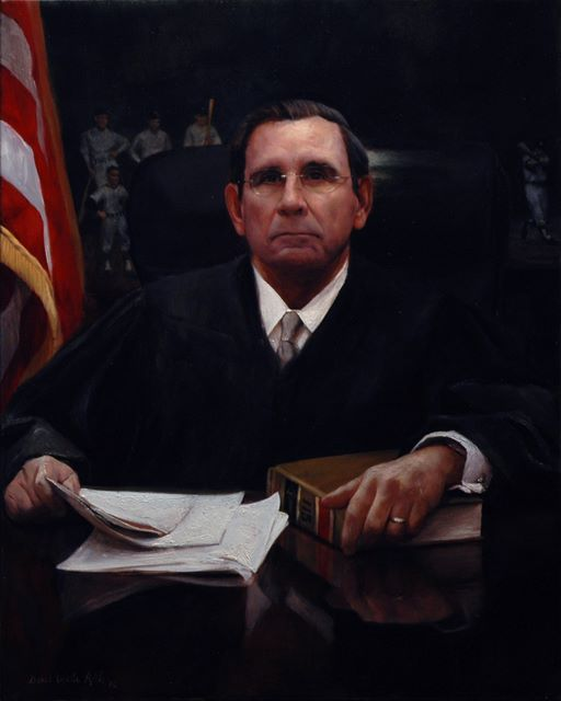 Hon. Daniel R. Dominguez, United States Federal Court, Puerto Rico