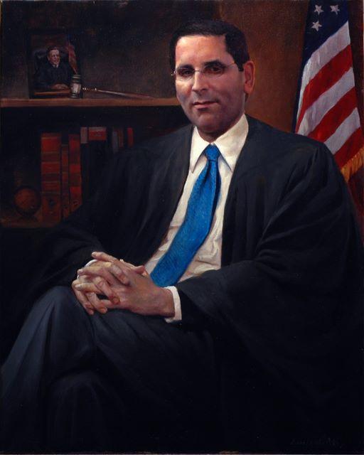 Hon. Gustavo A. Gelpi, United States Federal Court, Puerto Rico