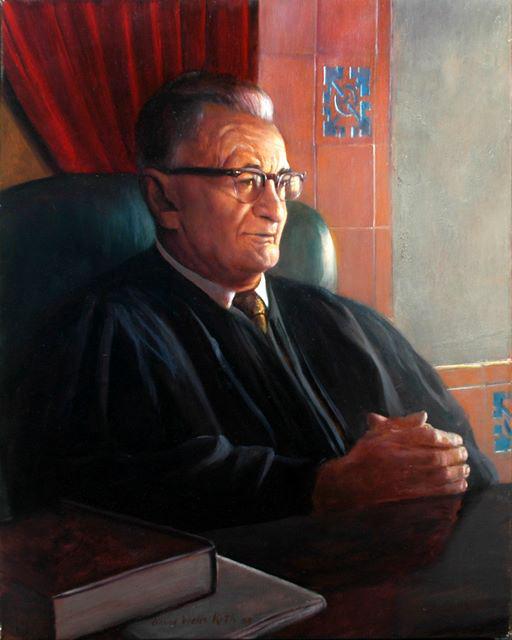 Hon. Clemente Ruíz Nazario, United States Federal Court, Puerto Rico