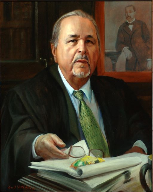 Hon. Jaime Pieras Jr., United States Federal Court, Puerto Rico