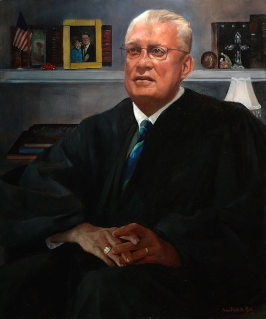 Hon. Warren Powers, Wrentham District Court, Massachusetts