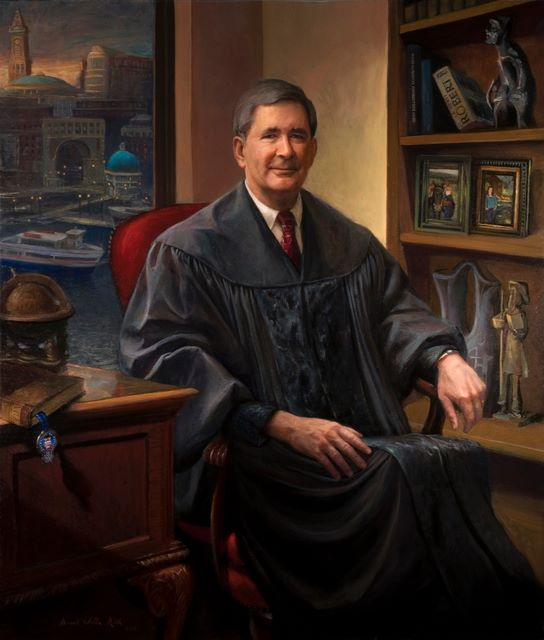 Hon. Richard G. Stearns, United States Federal Court, Boston