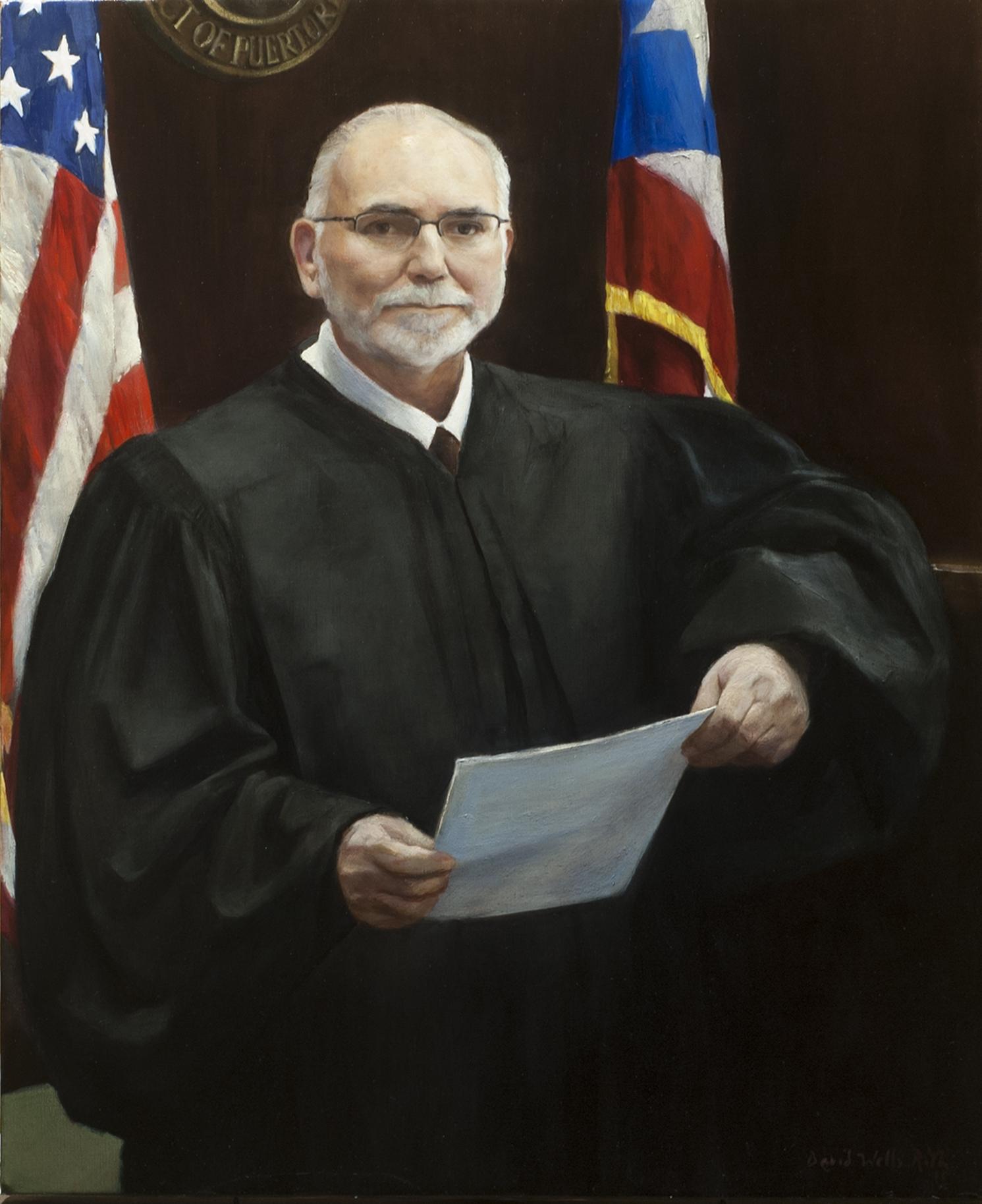 Hon. PEDRO DELGADO, United States Federal Court, Puerto Rico