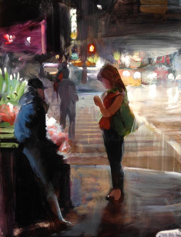 Corner Conversation 1