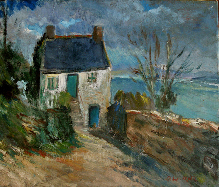 House in Normandy