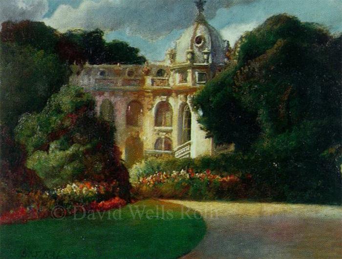 Jardin Clemanceau