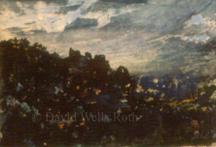 Dawn over the Ruins, 1984