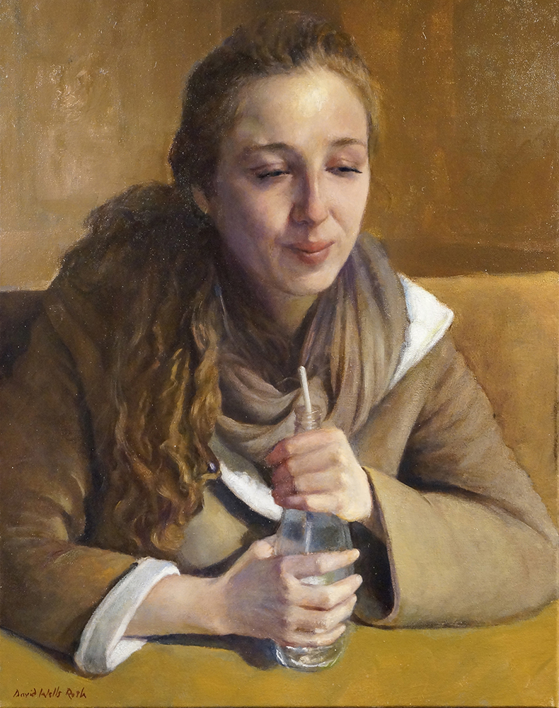 Portrait of Adi