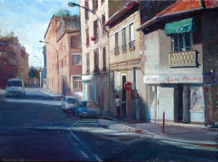 Rue Danton