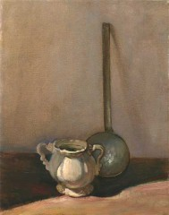 Sugar Bowl with Ladle