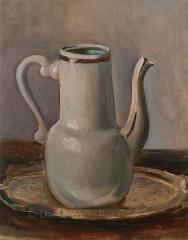 Tall Teapot,